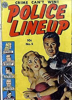 Police Lineup 002 -JVJ