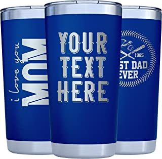personalized hot drink cups