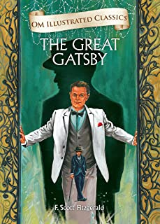 The Great Gatsby-Om Illustrated Classics