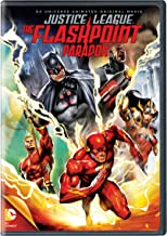 DCU:Justice League:Flashpoint Paradox