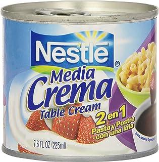 Nestle, Media Crema, Table Cream, 7.6 oz