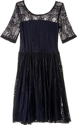 Maiden of the West Dress (Little Kids/Big Kids)