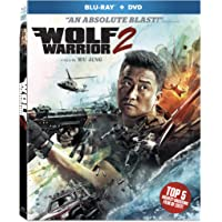 Wolf Warrior 2 Blu-ray