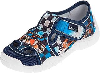 040571846cb68 Amazon.fr   Depuis 3 mois - Chaussons   Chaussures garçon ...