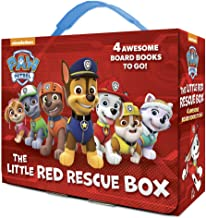 Little Red Rescue Box (Paw Patrol)