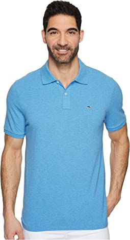 Vineyard Vines - Stretch Pique Heather Polo