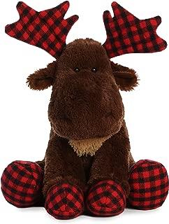 Aurora World Lumberjack Moose, Brown, 14
