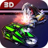 RC Robot Fight: Mini Car Race | Real Steel Mech Wars Future Robot Fighting Game