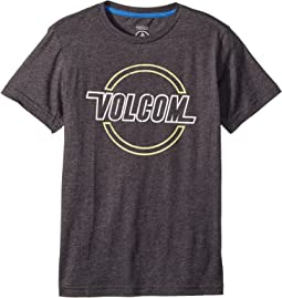 Volcom Kids - Lo Tech Short Sleeve Tee (Big Kids)