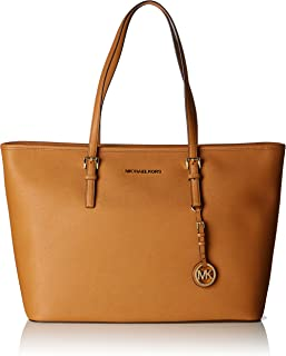 9066548d82ffc5 Michael Kors Women's Jet Set Travel Tote