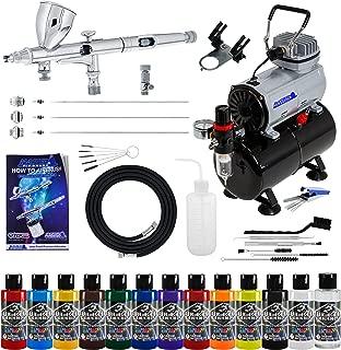 Master Multi-Purpose Deluxe Precision High Detail Control Master Airbrush Mod.