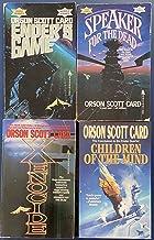 Ender Wiggin Saga (Books 1-4 Ender's Game, Speaker for the Dead, Xenocide, Children of the Mind)