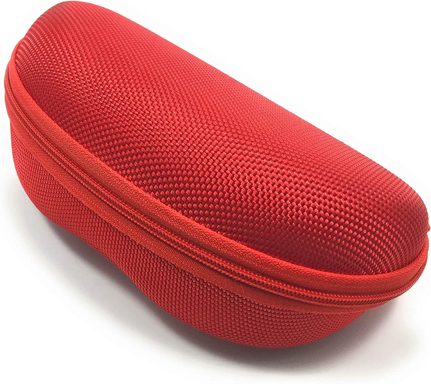 Sunglass Cases for Sports Size Sunglasses and Safety Glasses Perfect for Curved Frames
