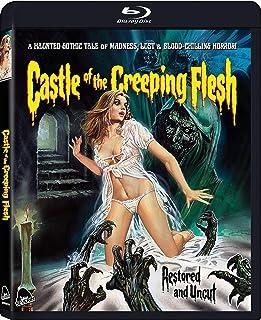 Castle Of The Creeping Flesh [Blu-ray]
