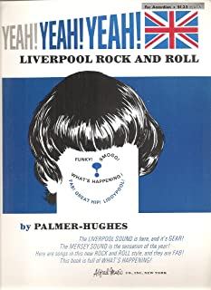 Palmer-Hughes Liverpool Rock and Roll - Yeah! Yeah! Yeah! for Accordion