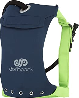 DolfinPack Lightweight, Form-fitting, Waterproof, Extreme Sports Hydration Pack