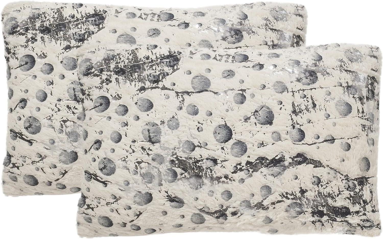 Safavieh Collection Nars Oklahoma City Mall White Throw Ranking TOP11 Pillows x of 12