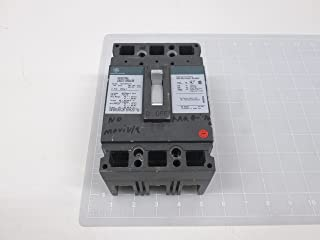 GE TED134100WL Bolt-On Mount Type TED Molded Case Circuit Breaker 3-Pole 100 Amp 480 Volt AC