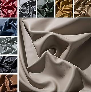 IPEA Coupes de Cuir véritable de qualité Premium en différentes Couleurs et Dimensions - Surface Lisse Coupe de 30 x 30 c...