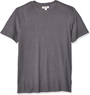 Goodthreads Men's Linen Cotton Crewneck T-Shirt