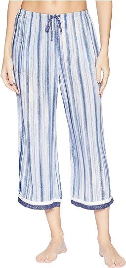 Frosted Denim Stripe