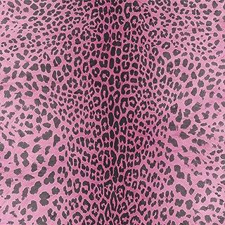 Graham & Brown 32-628 Leopard Pink Wallpaper,