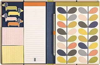 Kraft Sketchbook & Sticky Notes Set | Linear Stem Design