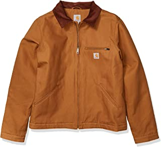 Carhartt Duck Detroit Jacket Chaqueta para Hombre