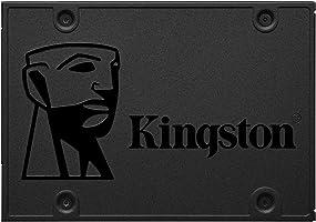 """Kingston A400 SSD Disco duro sólido interno 2.5"""" SATA Rev 3.0, 240GB - SA400S37/240G"""