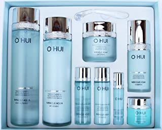 Ohui Miracle Aqua 4-piece Special Limited edition Gift Set 2016 New