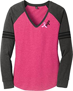 breast cancer awareness sports shirts