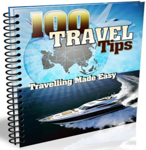 100 Travel Tips product image
