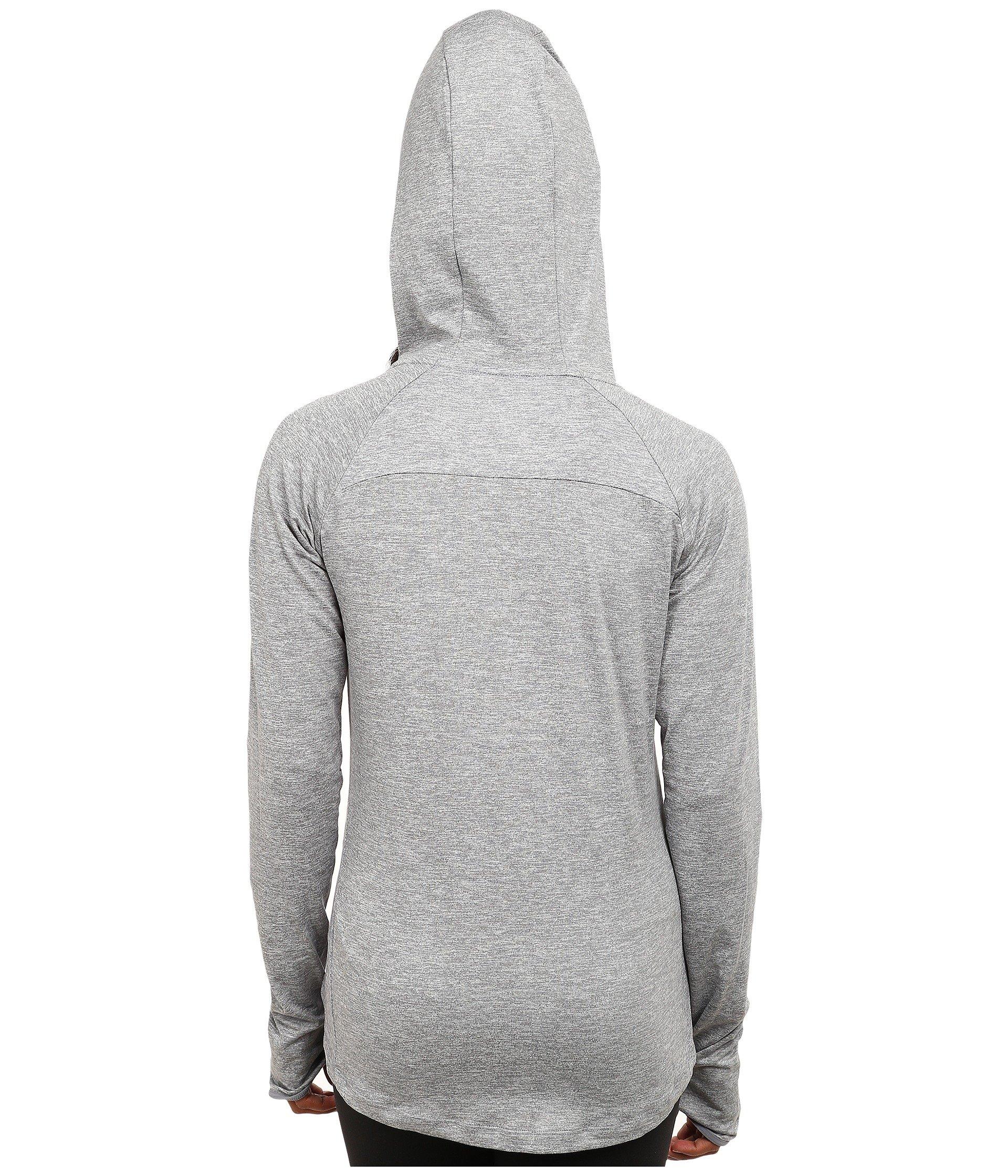 Nike running hoodie
