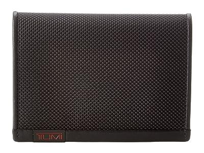 Tumi Alpha L-Fold ID (Black) Wallet