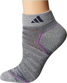 adidas - Superlite Prime Mesh 2-Pack Low Cut Socks