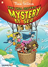 Thea Stilton Graphic Novels #6: The Thea Sisters and the Mystery at Sea