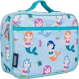 Wildkin 33081 Olive Kids Mermaids Lunch Box