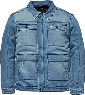Works Men's Unbreakable Workwear Denim Outerwear Jacket
