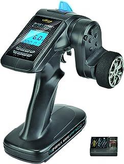 Carson 500500054 FS 3K Reflex Wheel Pro 3 LCD 2.4G-Accessoires de véhicule, Compatible pour Kits, modélisme, y Compris réc...
