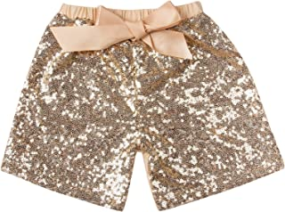 toddler sparkle shorts