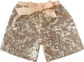 Best glitter shorts toddler Reviews