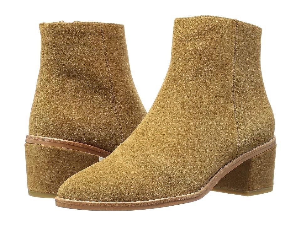 Sol Sana Miles Boot (Cognac Suede) Women