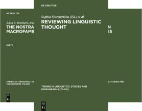 Trends in Linguistics. Studies and Monographs [TiLSM] (51-100) (50 Book Series)