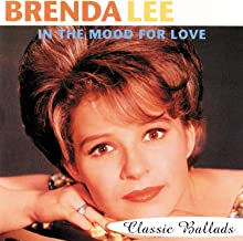 brenda lee end of the world