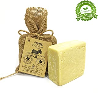 Dr. Ancient Donkey Milk Soap Bar Organic Natural Traditional Handmade Antique - Anti Ageing Skin Lightener, Moisturizer - Absolutely No Chemicals! Pure Natural Soaps!