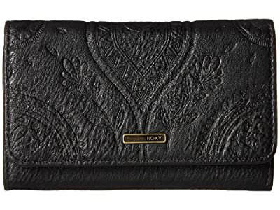 Roxy Crazy Diamond Wallet (Anthracite) Wallet Handbags