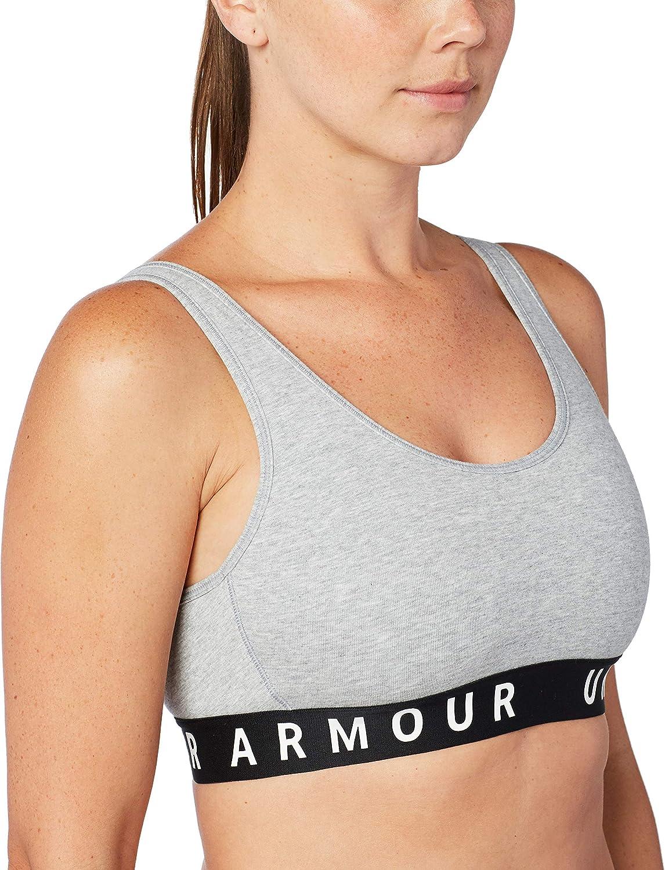 Reggiseno Sportivo Under Armour Favorite Cotton Everyday Heather Bra Donna
