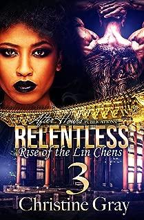 Relentless 3: Rise of the Lin Chens (Relentless BWWM Vamp Series)