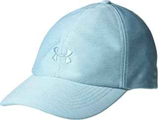 Under Armour Women's Heathered Play Up Cap, Blue (Blue Haze), One Size