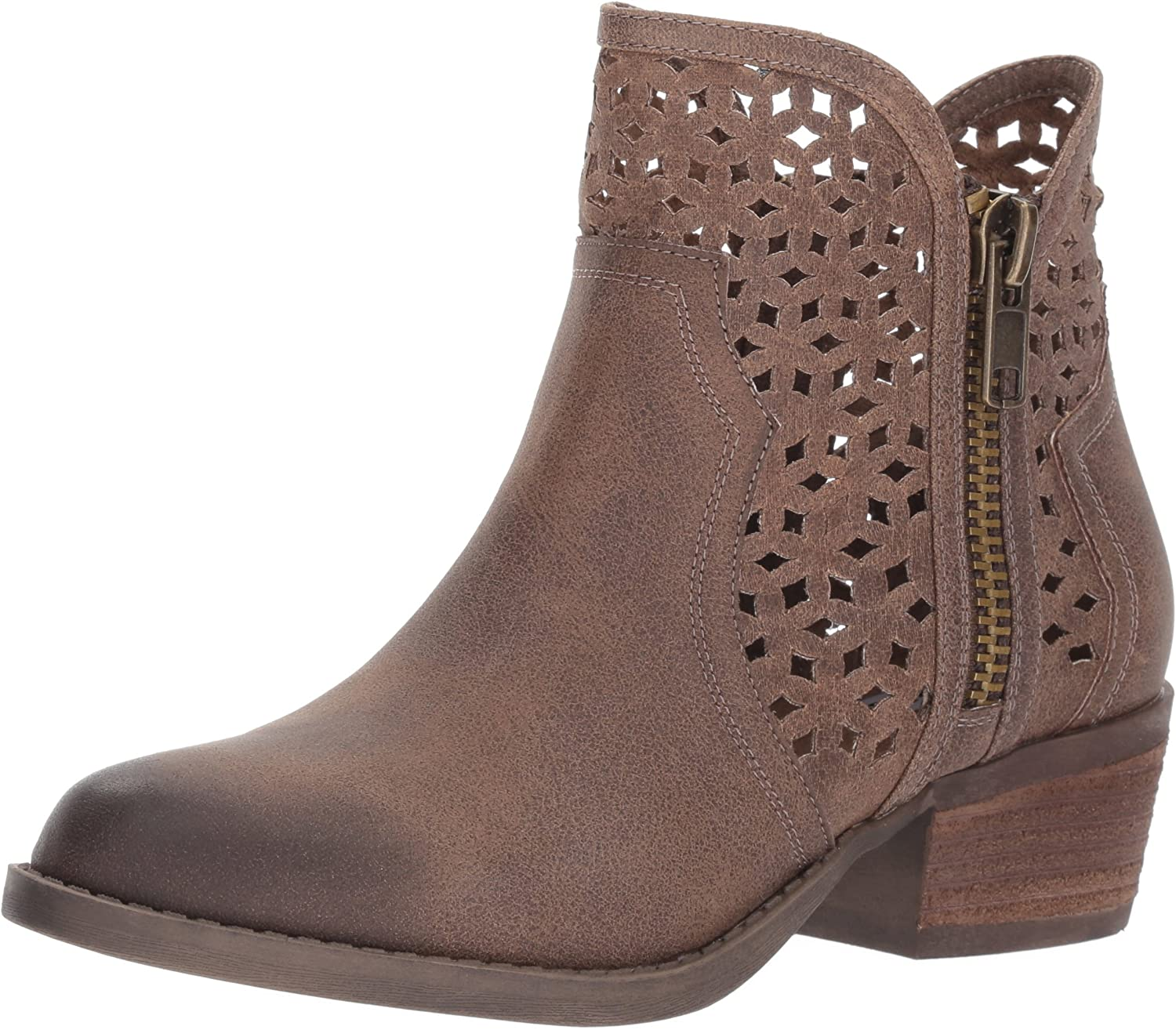 Not Rated Women's Etta Ankle Bootie